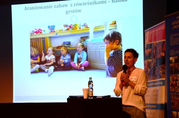 p. Joanna Dzwonkowska, Przedszkole 45